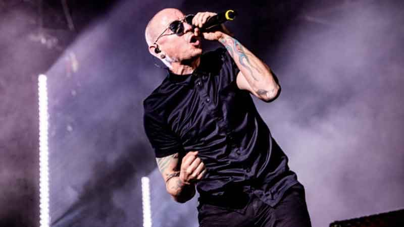 Chester Bennington Meninggal