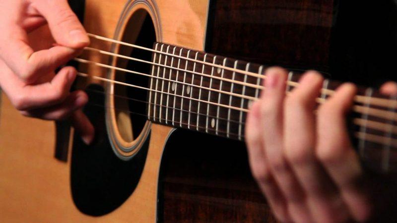 17 Cara Belajar Bermain Gitar Mudah Bagi Pemula Kunci Dasar