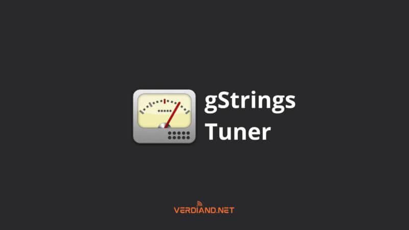 gStrings Tuner